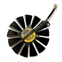 FDC10M12S9-C T129215SM PLD10010S12H GPU Cooler For ASUS RX580 RX570/470 4G GTX-1070Ti-8G GTX-1080Ti-P11G-GAMING Card cooling