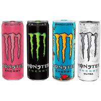 【愛蝦拼】免運 魔爪 Monster Energy 能量碳酸飲料 超越 芒果狂歡 管浪潘趣 355ml 24瓶