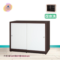 【·Fly·飛迅家俱】4尺拉門/推門塑鋼衣櫥/棉被櫃