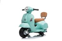 【領券滿額折300】Vespa 偉士牌 迷你電動玩具車-4色《造型小巧可愛,操作簡單容易駕駛》【紫貝殼】