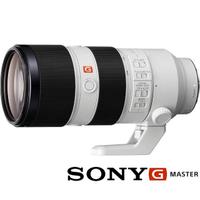 【SONY 索尼】FE 70-200mm F2.8 OSS SEL70200GM(公司貨 大三元 望遠鏡頭 全片幅 E接環 防塵防滴)