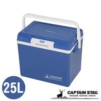 【日本鹿牌】CAPTAIN STAG 原裝保冷冰箱25L