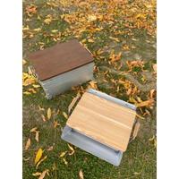 八刀草 SnowPeak UG025 收納置物箱 專用木板/桌板 露營美學 梣木色 台灣製造