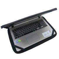 【Ezstick】ASUS X507 X507U X507UB 15吋S 通用NB保護專案 三合一超值電腦包組(防震包)