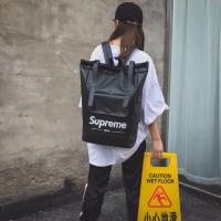 最新潮牌supreme 大容量背包 後背包 書包
