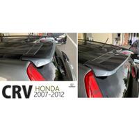 小傑車燈精品--全新 CRV 3代 3.5代 07 08 09 10 11 12 年 尾翼 原廠型 擾流版 含烤漆