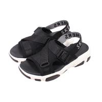 SKECHERS 女涼鞋 DADDY-O - 163051BLK 廠商直送