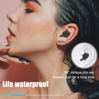 B9 space capsule bluetooth earphone In-ear Earbuds 8D HiFi S