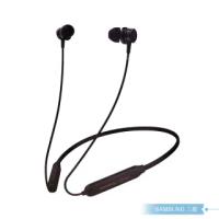 【SAMSUNG 三星】原廠 C&T ITFIT IPX5防潑水無線藍牙頸掛式耳機 - 黑(公司貨)
