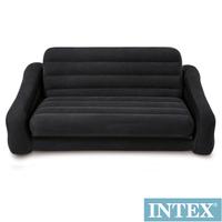 【INTEX】二合一雙人超大充氣沙發床