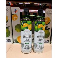 【代購】Costco Cj Petitzal 金桔風味醋/石榴醋添加濃縮飲料 2瓶×900ml