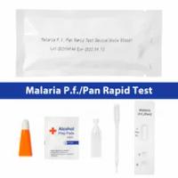 บ้าน Malaria Antigen P F/Pan Rapid Test โรคการตรวจจับมาลาเรีย Test