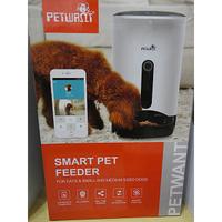 PETWANT 派旺  APP智慧型寵物餵食器 PF-103 (以郵局寄出 超商取貨以原箱寄出 不另外裝箱 聊聊留言)