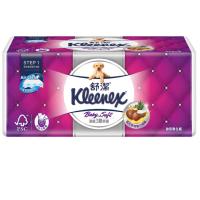 🎀好市多代購🎀 Kleenex 舒潔 三層抽取式衛生紙 110張 X 60入