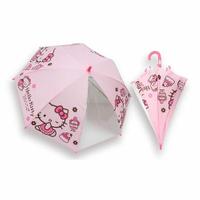 【領券滿額折50】Hello Kitty 童傘(雨傘/兒童直傘)446-65375★愛兒麗婦幼用品★