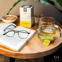 【samova 歐洲時尚茶飲】有機洋甘菊茶/無咖啡因/單一成分/Smooth Operator 調情師(Express系列)