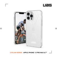 【UAG】iPhone 13 Pro Max 耐衝擊簡約保護殼-透明(UAG)