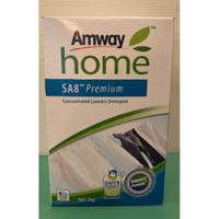 安麗Amway超濃縮無磷高效洗衣粉3公斤裝和1公斤裝