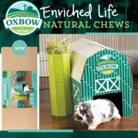 【OXBOW】豐富生活 OXBOW農莊11092 贈送40oz提摩西牧草(兔子 天竺鼠 龍貓 躲藏 瓦楞紙)