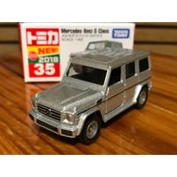 【預購】日本進口 多美 TOMICA No.35 賓士 MERCEDES-BENZ G-Class【星野日本玩具】