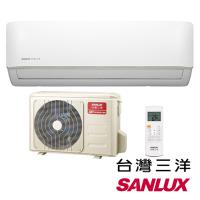 【SANLUX 台灣三洋】3-5坪冷暖變頻分離式冷氣(SAC-V28HF+SAE-V28HF)