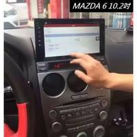 2002-2008年款MAZDA 6 10吋安卓機(RX8~VIOS~TUCSON) GOOGLE PLAY