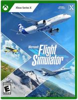 Xbox Series X/S 微軟模擬飛行 Microsoft Flight Simulator 英文代理版