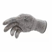 3/5 level HPPE cut resistant gloves en388 4543 hand work gloves with good quality and competitive price