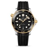 【OMEGA 歐米茄】Seamaster海馬潛水300米系列同軸擒縱42毫米大師天文台計時腕錶_42mm(210.22.42.20.01.001)