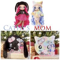 《Cathy's mom 美國代購》NaNaNa Surprise終極豪華大驚喜11英吋娃娃服飾混搭無限造型🎊現貨+預購