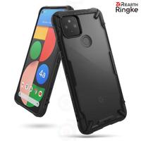 【Ringke】Rearth Google Pixel 4a 5G [Fusion X] 透明背蓋防撞手機殼(Google Pixel 4a 5G 防撞手機殼)