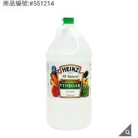 好市多  Heinz 蒸餾白醋 5公升