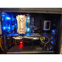 【遊戲/剪輯/多開】八核32G高CP值主機 華南X79主機板.E5-2690.GTX1060 3G.GTX1050 Ti