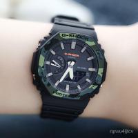 卡西歐G-SHOCK GA-2100SU/2110SU-3A/TH-1A/4A/THB-7A 電子男手錶