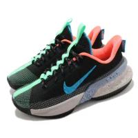 【NIKE 耐吉】籃球鞋 Ambassador XIII 運動 男鞋 LBJ 明星款 避震 包覆 XDR外底 黑 綠(CQ9329-004)
