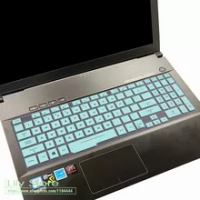 For ASUS ROG Zephyrus M 15 GM501 GM501GM gm501g GU501GM GU501 GU501G GM501GS Silicone Keyboard Cover laptop Protector