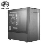 【CoolerMaster】Cooler Master MasterBox NR400 機殼 可裝光碟機(NR400)