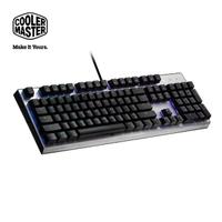 【CoolerMaster】Cooler Master CK351 機械式光軸 RGB 電競鍵盤 茶軸(CK351 光軸)