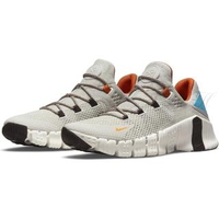 【NIKE 耐吉】訓練鞋 男鞋 運動鞋 慢跑 FREE METCON 4 MFS 灰白 DH2726-091
