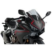 【KIRI】 PUIG HONDA CBR500R 19-20 Z-RACING SCREEN 風鏡 / 擋風鏡