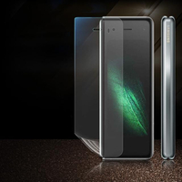 【o-one大螢膜PRO】Samsung Galaxy Fold 小螢幕滿版手機螢幕保護貼