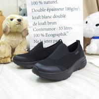 Skechers ARCH FIT SR-ABSLDY 女款 健走鞋 防滑工作鞋 108022BLK 黑【iSport】