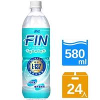 【黑松】黑松FIN乳酸菌補給飲料(580ml X24入)