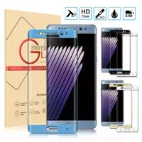 JGKKสำหรับSamsung Galaxy Note Fan Edition Note7 3Dปกคลุมโค้งเต็มกระจกนิรภัยป้องกันหน้าจอสำหรับSamsung Note 7 หมายเหตุFE