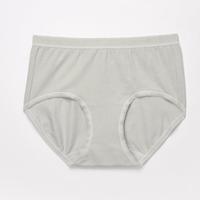 【Wacoal 華歌爾】新伴蒂系列 M-LL中腰舒適小褲NS1122WS(灰)