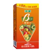 【波蜜】果菜βCE飲料300mlx24入/箱