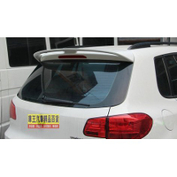 【車王小舖】 福斯 VW Tiguan擾流尾翼 Tiguan尾翼 Tiguan空力套件 尾翼 運動款