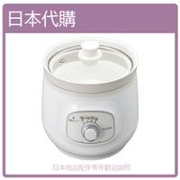 【日本直購】IRIS OHYAMA 簡單 保溫 料理 省電 料理鍋 電子鍋 陶瓷內鍋 2段火力 1.6L PSC-20K