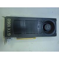 NVIDIA GeForce GTX 1060 3G DDR5單風扇 顯示卡<二手良品>
