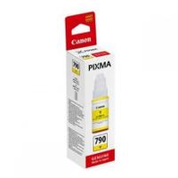 CANON GI-790 Y 原廠黃色墨水 適用:G1010/G2010/G3010/G4010/G2002